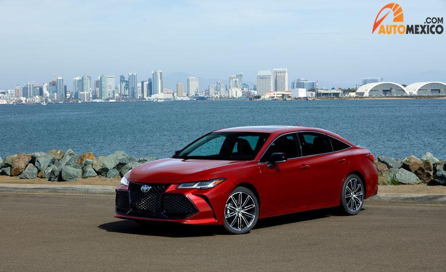 Toyota Avalon 2019: precios y versiones Toyota Avalon precio modelo 2019 version Touring