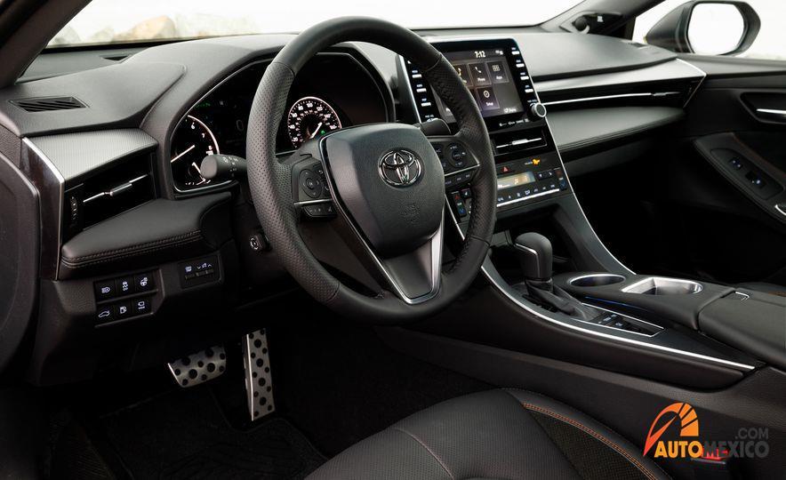Toyota Avalon 2019: precios y versiones Espacio Premium de Touring de Toyota Avalon precio modelo 2019