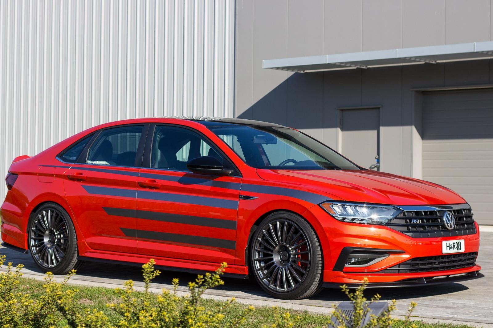 Volkswagen Jetta SEMA 2018