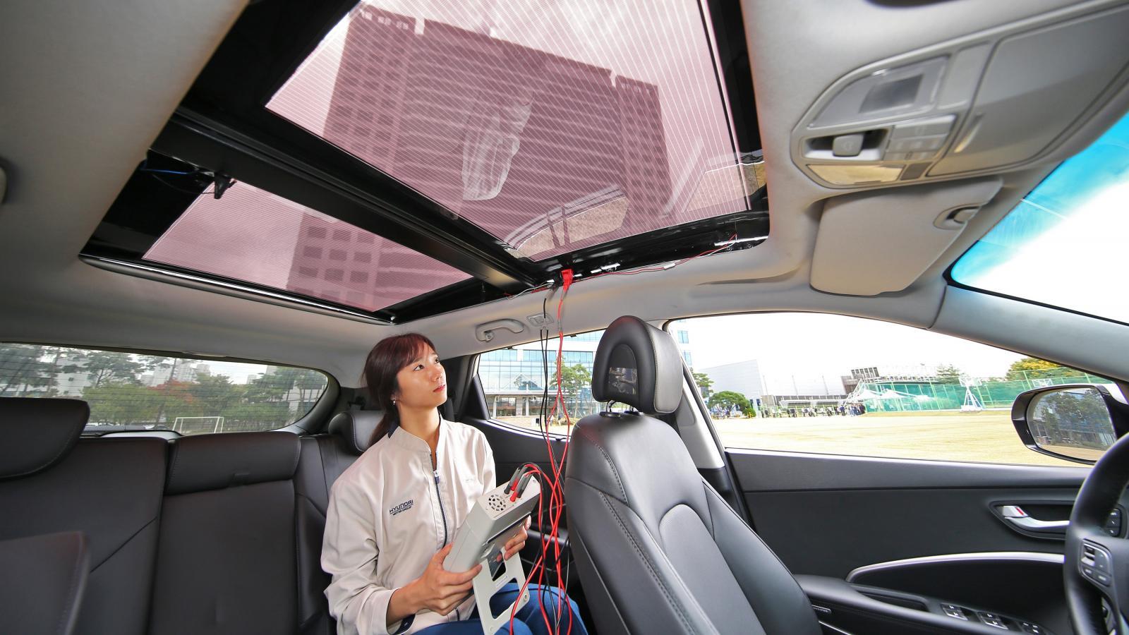 Agencia de autos Hyundai prepara carga solar para 2020