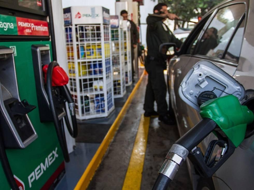 Tipos de gasolina en Mexico