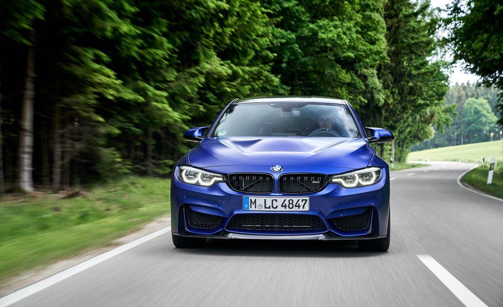 BMW M3 2018: precios y versiones en México El BMW M3 precio modelo 2018 CS una versión limitada de velocidad