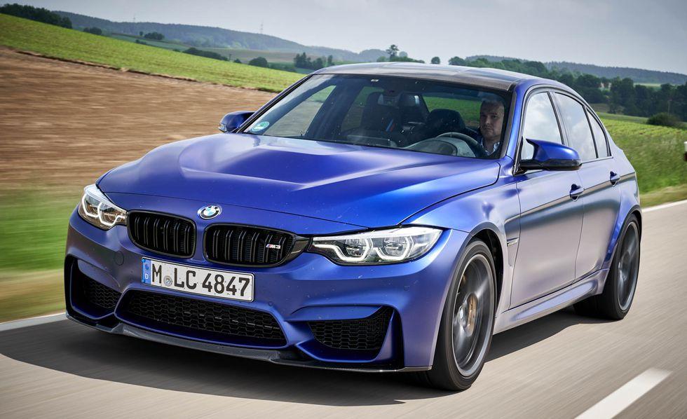 BMW M3 2018: precios y versiones en México Desempeño del BMW M3 precio modelo 2018