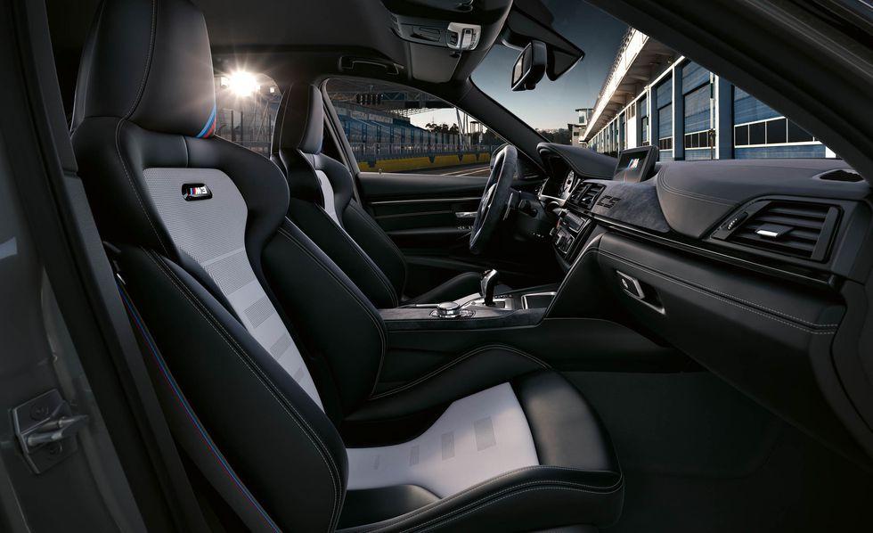 BMW M3 2018: precios y versiones en México Interior del BMW M3 precio modelo 2018