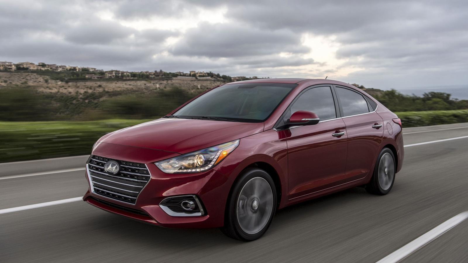 Hyundai Accent 2018 precio