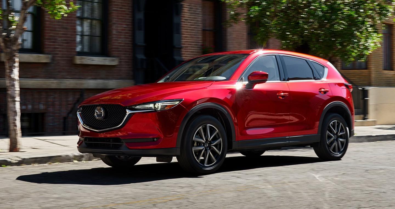 Mazda CX5 2018 precio