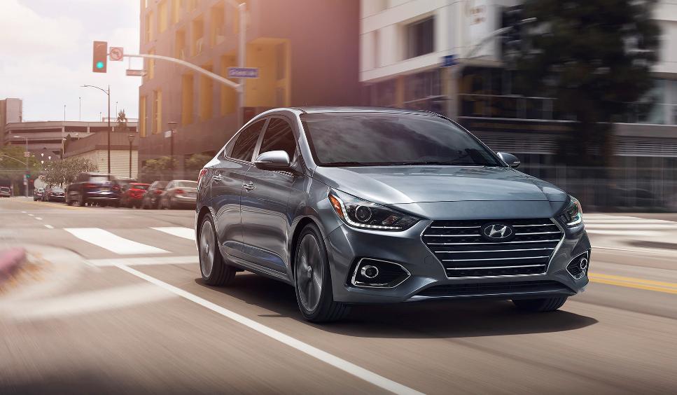 Hyundai Accent GLS TA 2019