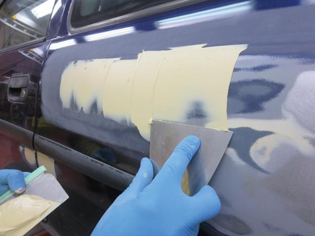 Como Pintar Un Carro Paso A Paso