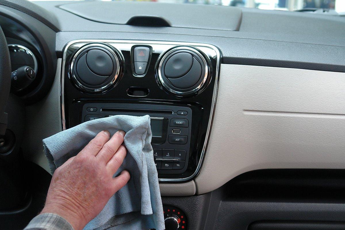 Lavado interior de carros
