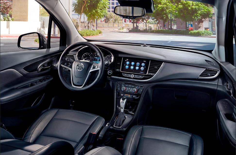 Buick Encore 2019: precios y versiones en México Buick Encore 2019 precio cuenta con asientos cómodos para el disfrute de los pasajeros
