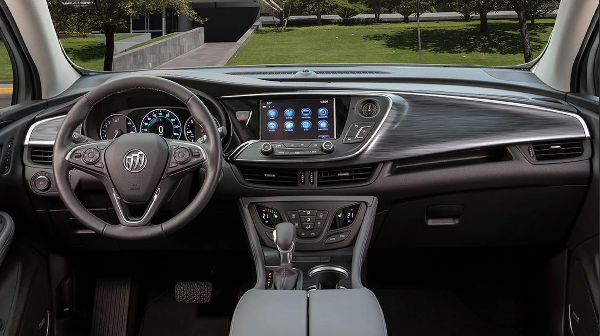 Buick Enclave 2018: precios y versiones en México Características internas del Buick Envision 2019 precio