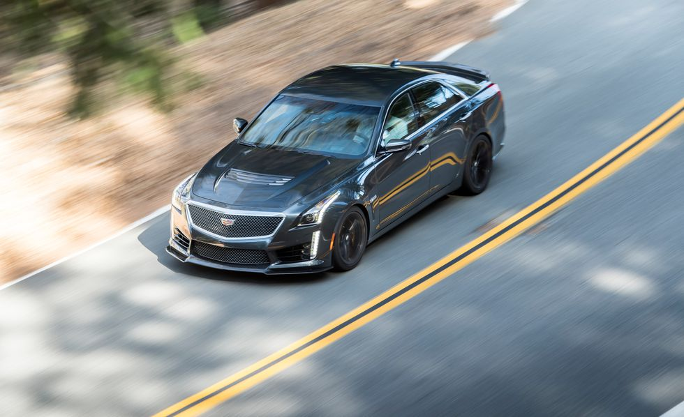 Cadillac CTS V 2018: precios y versiones en México El Cadillac CTS V 2018 precio de la marca estadounidense cuenta con un sistema de frenado de clase mundial