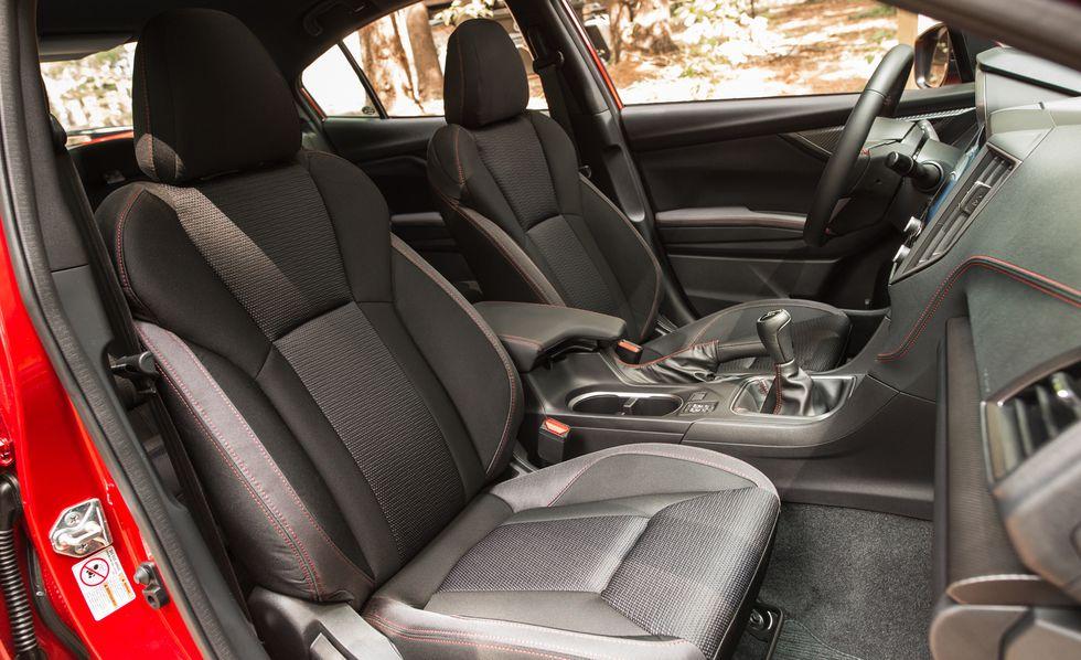 Subaru Impreza 2018: precios y versiones en México Material de calidad de Subaru Impreza precio modelo 2018
