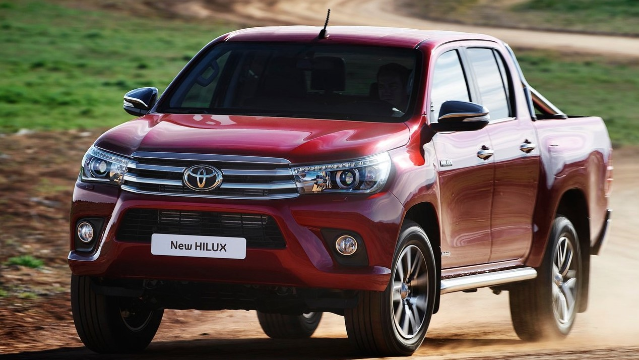 Toyota Hilux Doble Cabina Diesel AT 2019