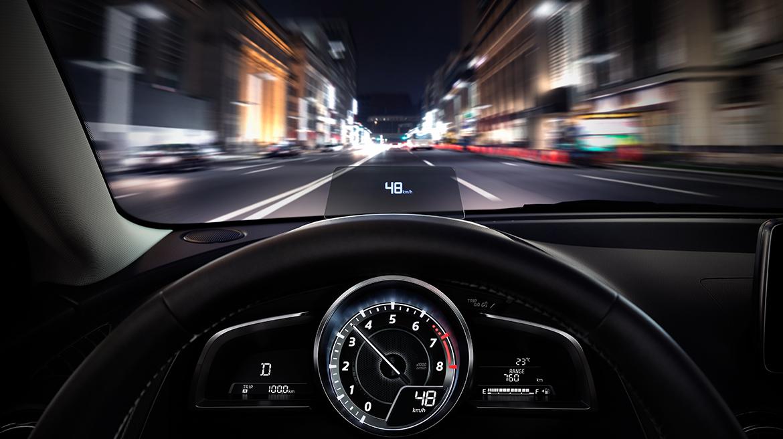 Tecnologías del Mazda2 sedán i Touring 2019