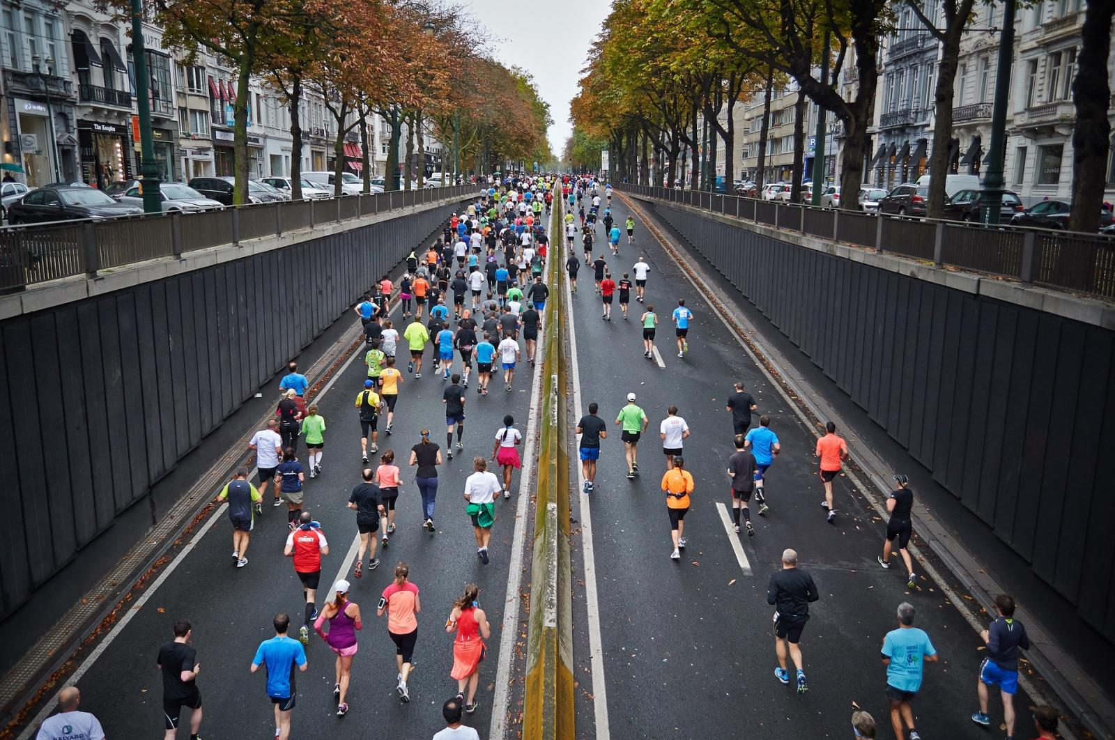 Maratón urbano
