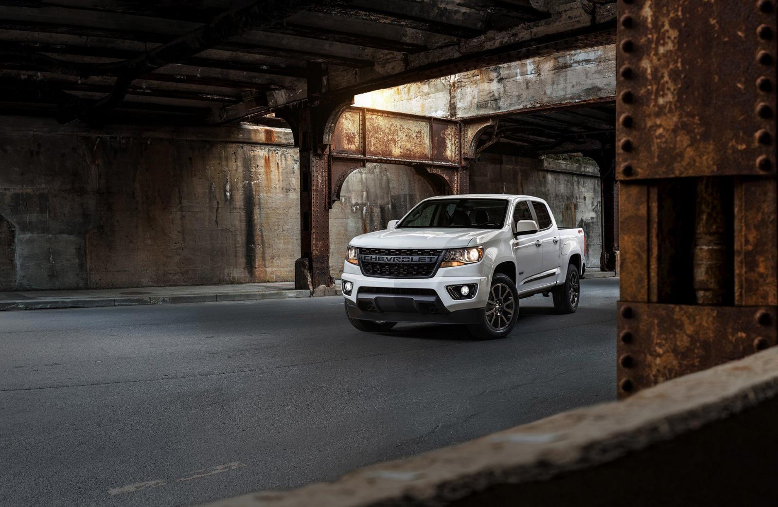 Chevrolet Colorado RST