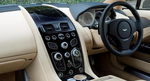 Aston Rapide S