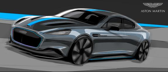 Prototipo Aston Martin Rapide E
