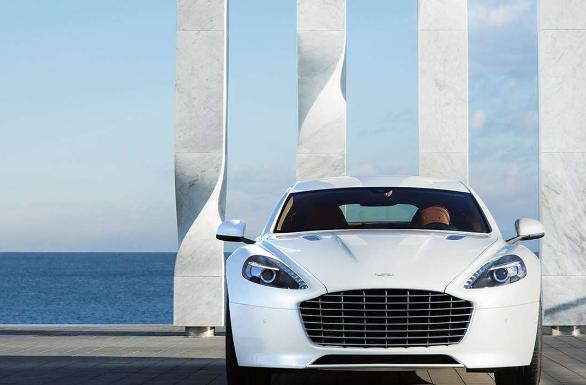 Exterior Aston Martin Rapide S