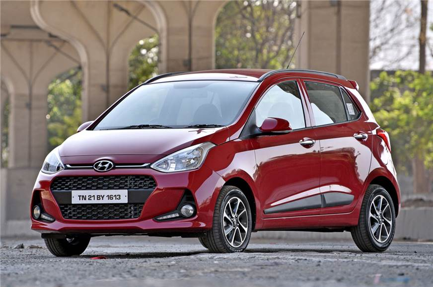Gran diseño, Hyundai Grand i10 2018 precio