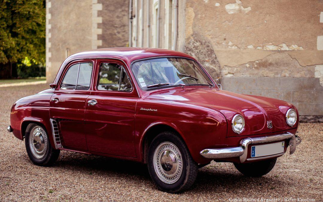 El Renault Dauphine conquistó a los europeos