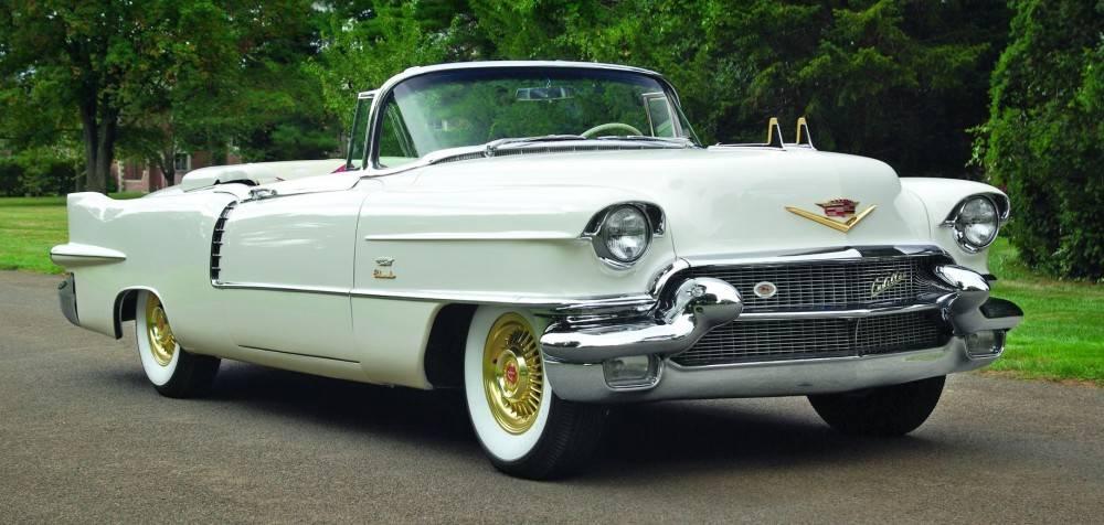 Cadillac Eldorado 1956, uno de los mejores convertibles de todos los tiempos