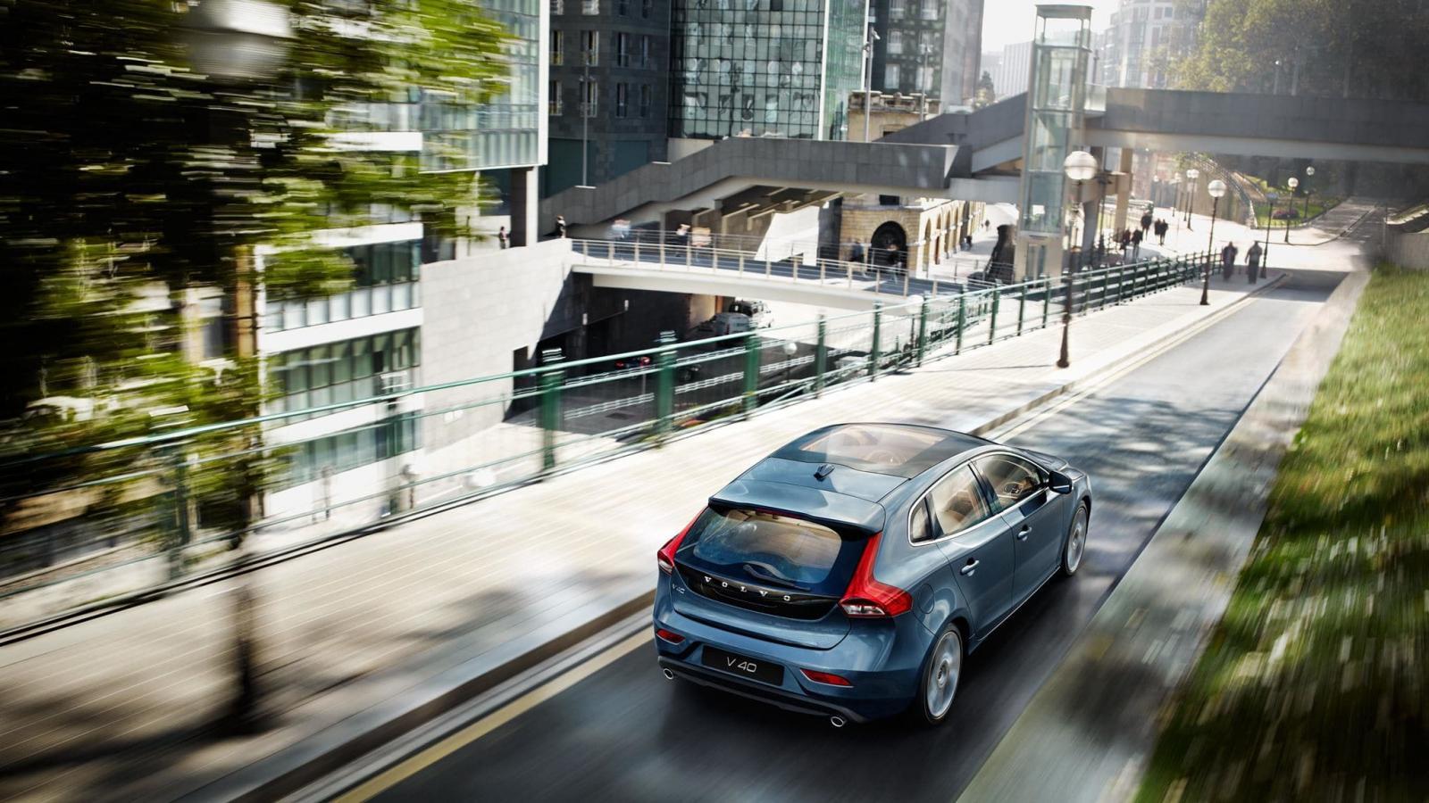 Volvo XC40 2019: precios y versiones en México parte trasera de volvo v40 2018 precio color grafito