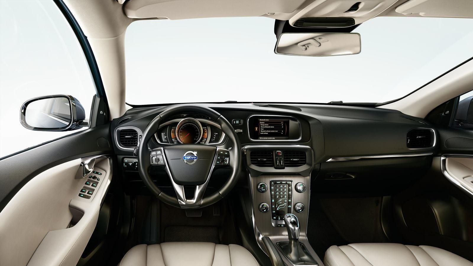 Volvo XC40 2019: precios y versiones en México interior de volvo v40 2018 precio: lujo y moderno