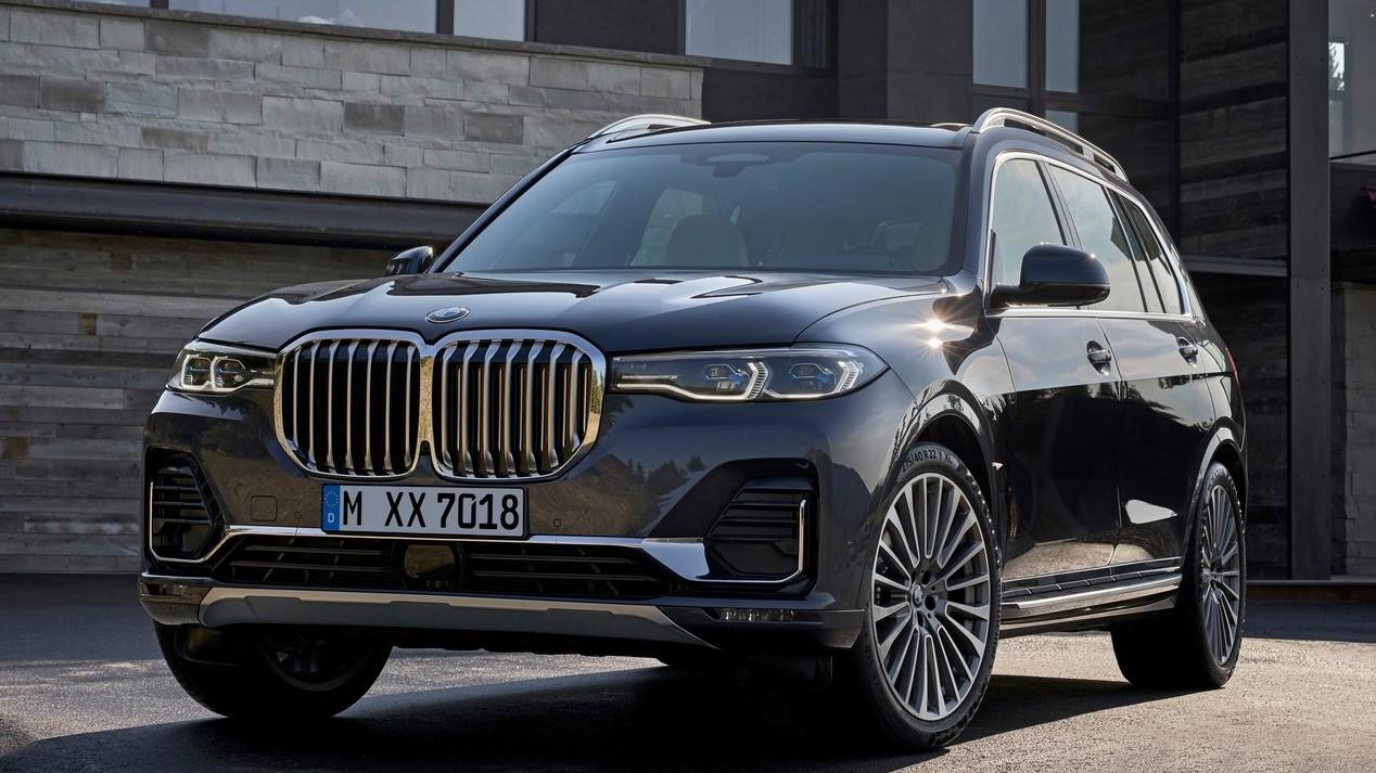 Auto Show de Los Ángeles, BMW color negro