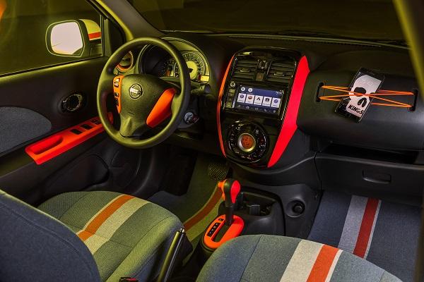 Nissan March55 concept