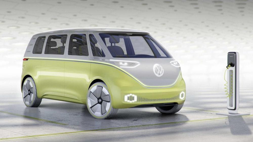 ID BUZZ de Volkswagen