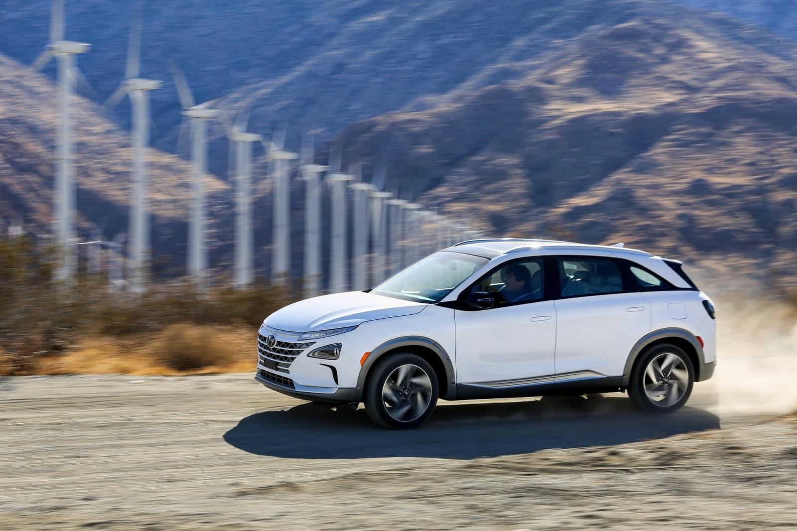 Hyundai Nexo 2019