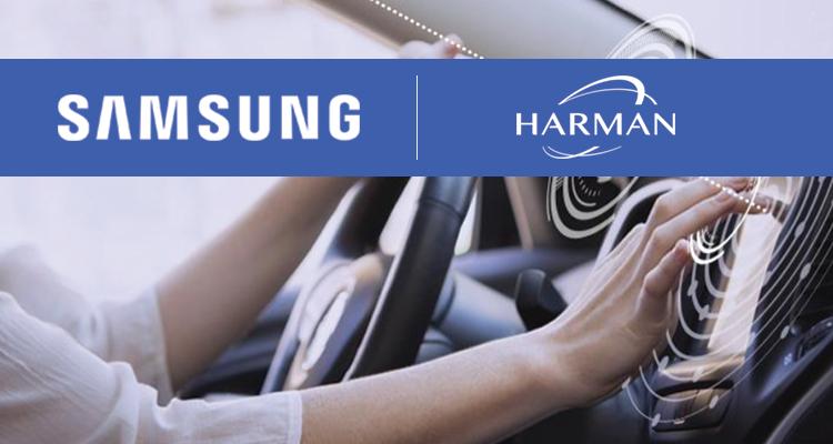 Samsung y Harman Logos