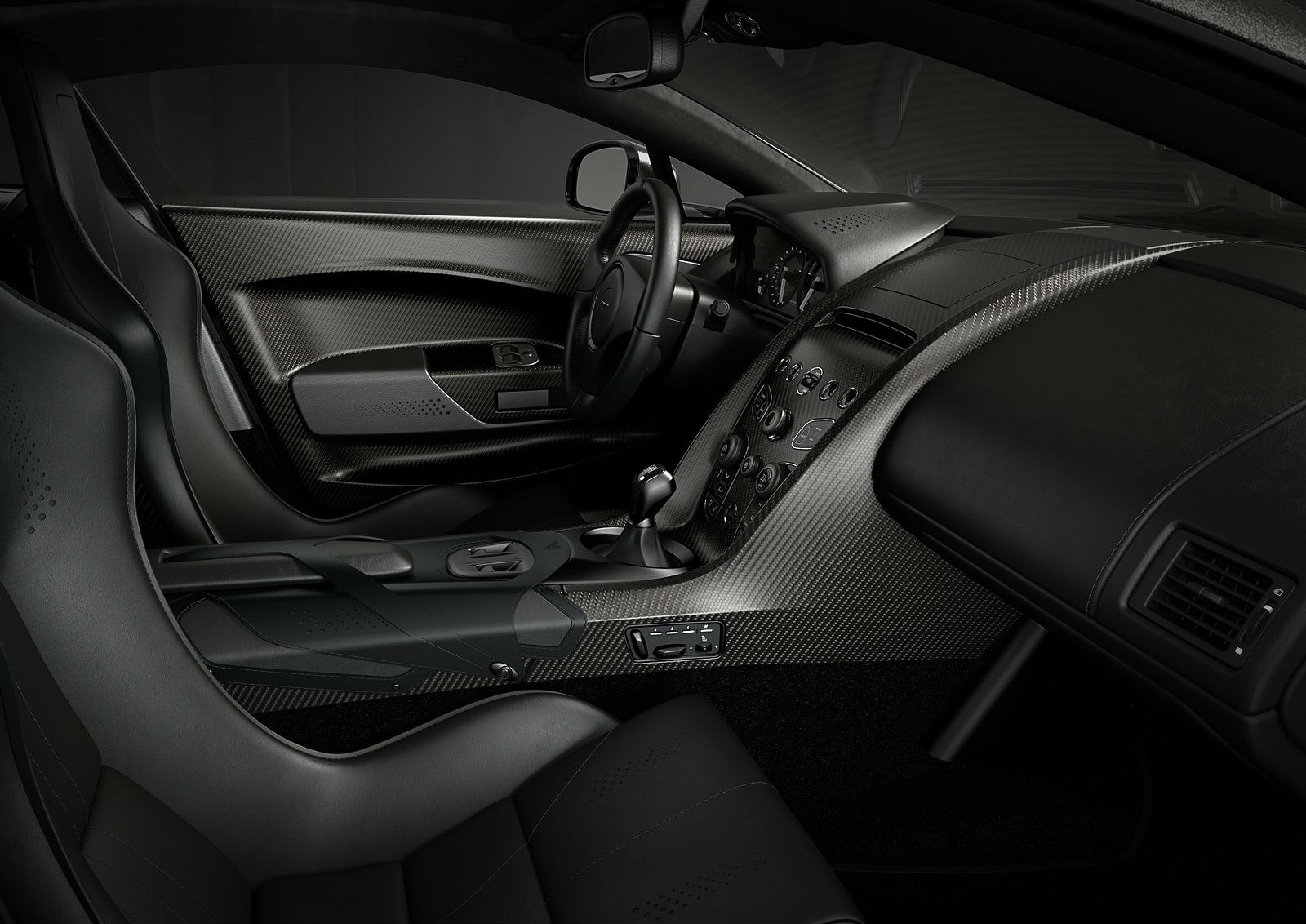 Aston Martin V12 Vantage V600 2018