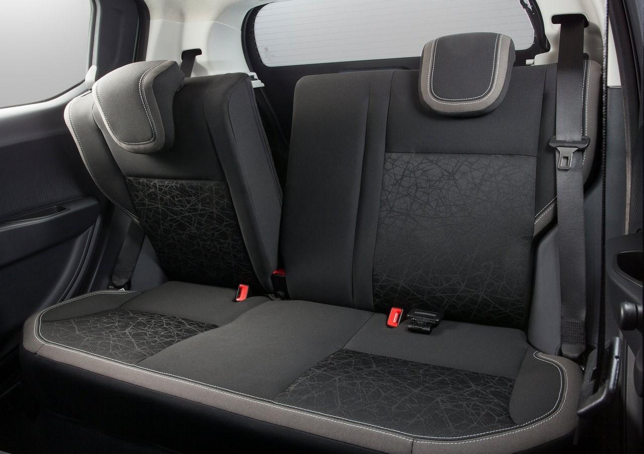 Fiat Mobi caracteristicas asientos