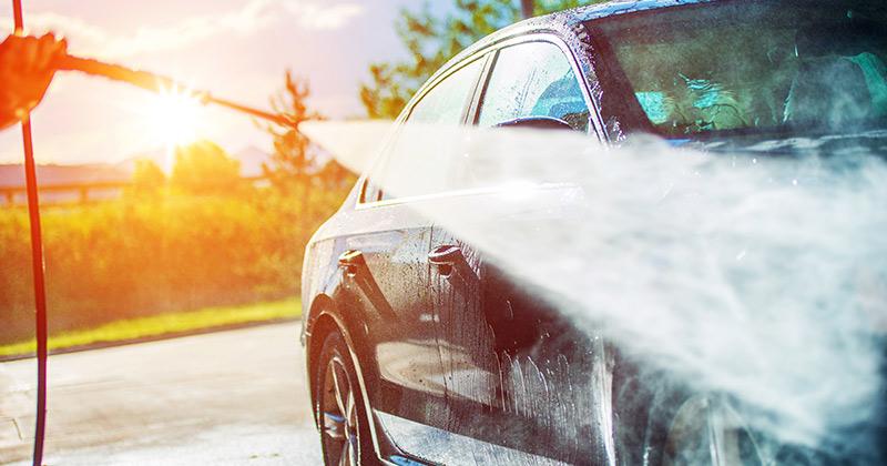 Tips para cuidar tu auto manteniéndolo limpio