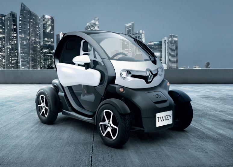 Vehiculos electricos en Mexico con Renault