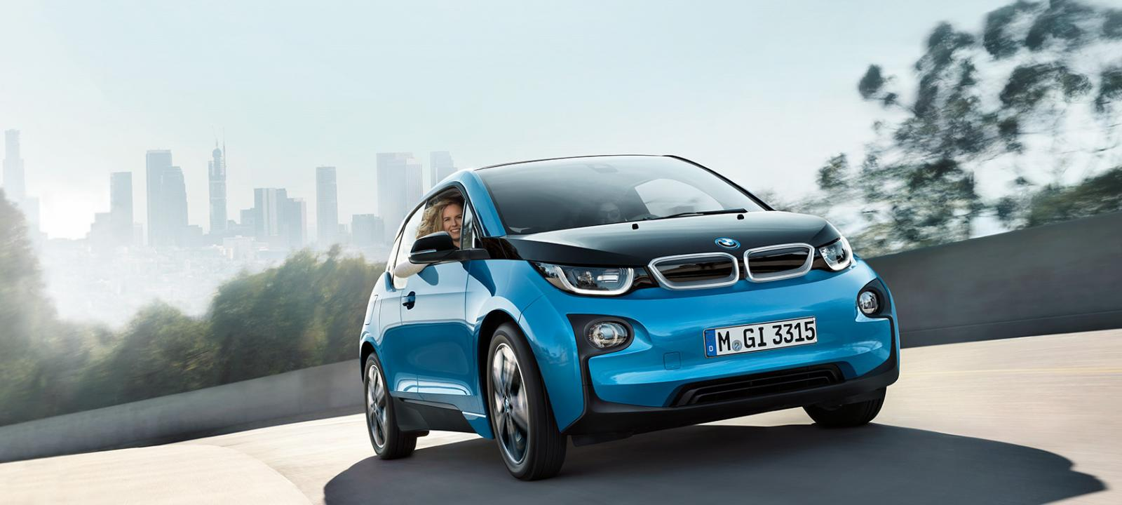 Coches electricos en Mexico BMW i3