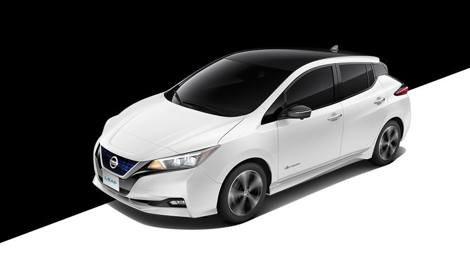 Nissan Leaf, uno de los coches electricos en Mexico