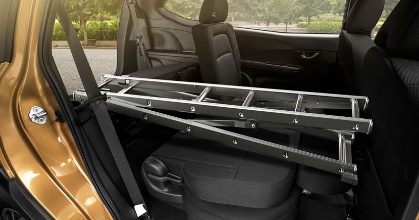 Honda BR-V y su espacio dinámico