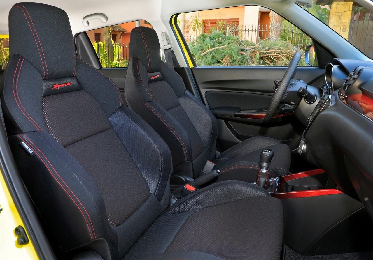 Suzuki Swift Boosterjet Sport 2019 reseña ventajas y desventajas
