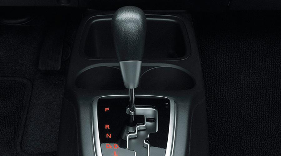 Transmisión automática CVT del Dodge Attitude 2018