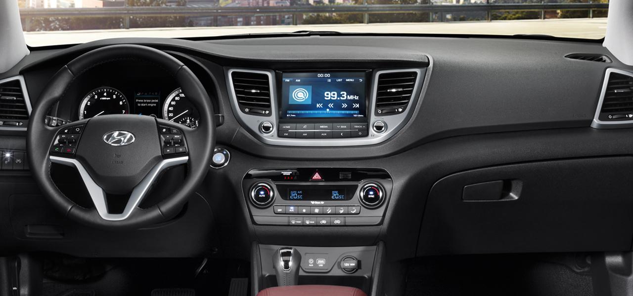 Interior de Hyundai Accent 2017 precio en México