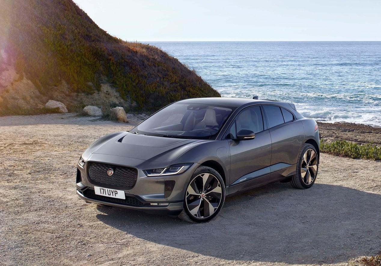 Jaguar F-Type eléctrico 2021
