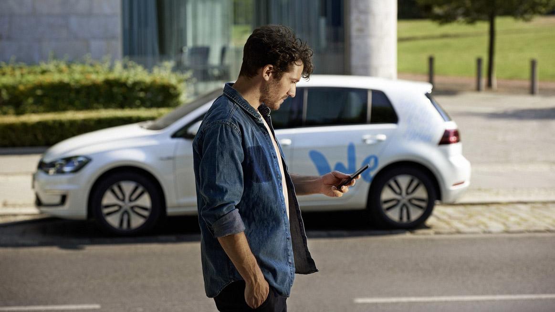 We Share será una plataforma móvil para compartir autos