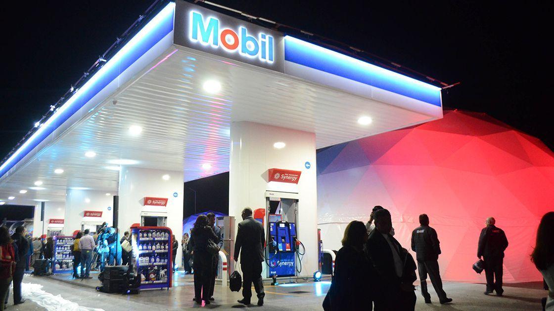 Mobil es una marca reconocida en México