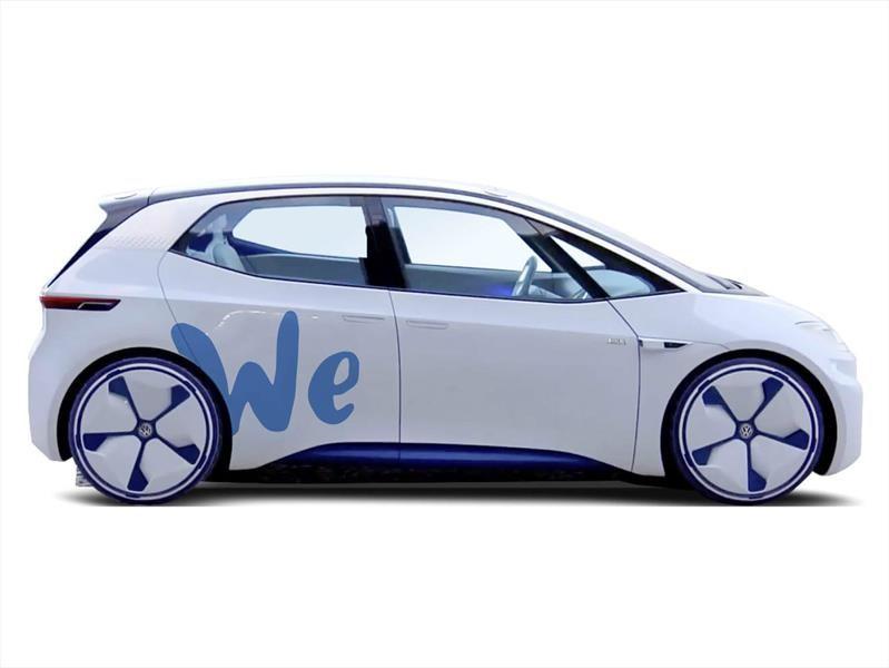 Los autos serán 100% modelos eléctricos