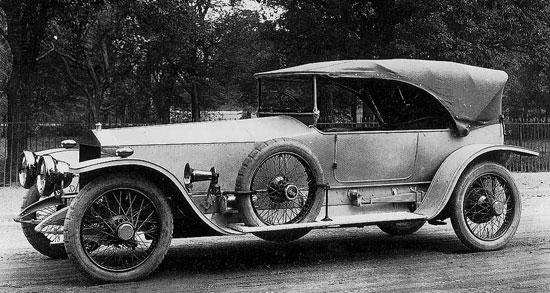 El primer automóvil de vapor en Francia