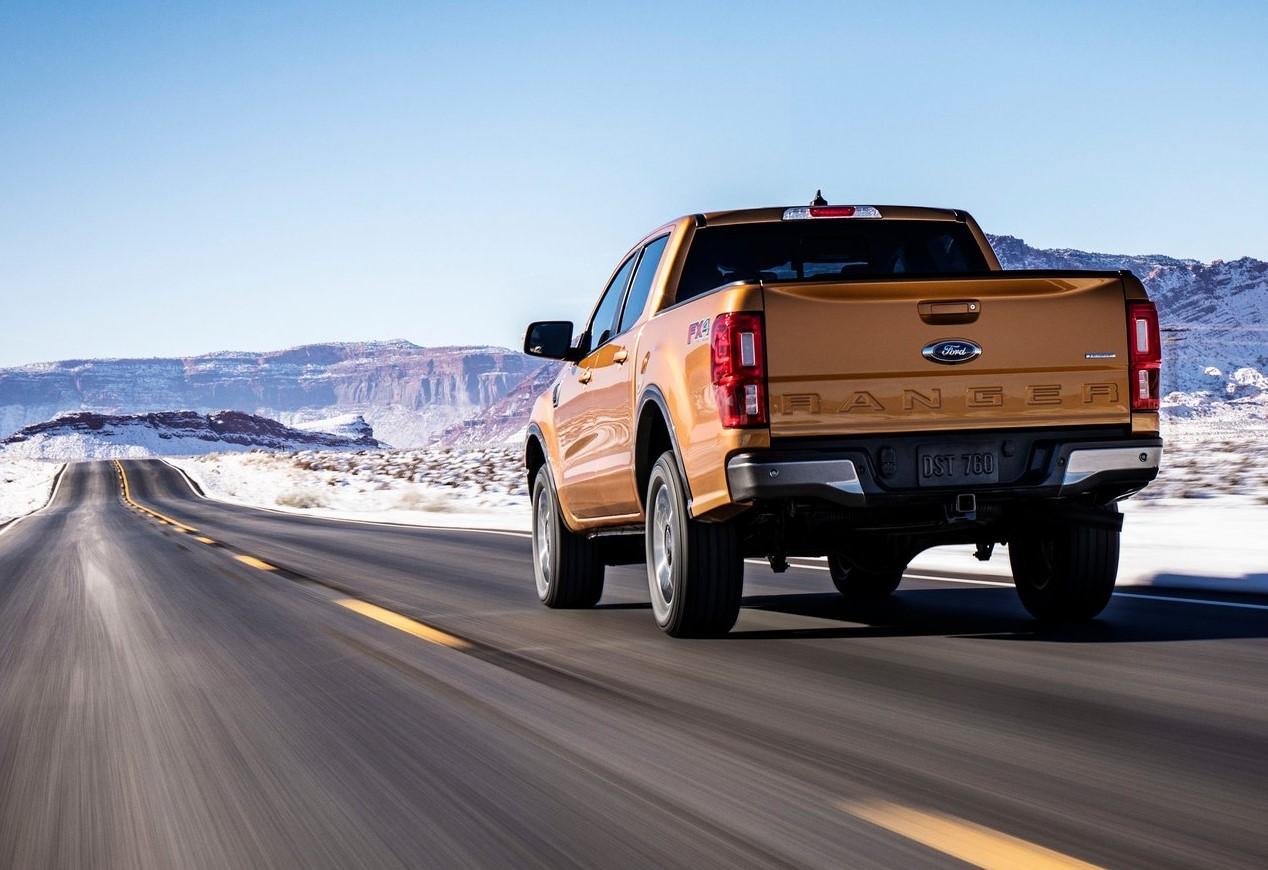 La Ford Ranger 2019